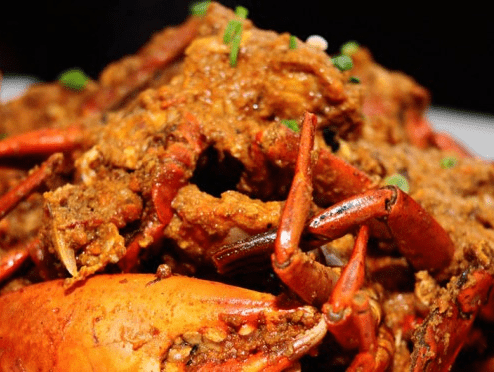 BEST PLACES FOR CHILLI CRAB IN SINGAPORE